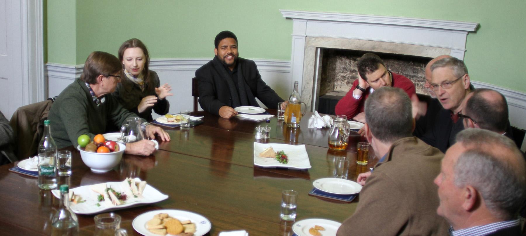 Customer Strategy Network - CRMIC Meeting, Oxford, UK