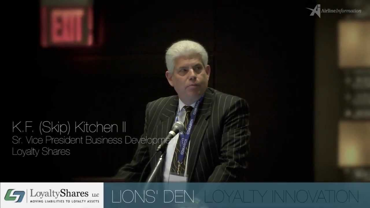 LIONS' DEN – Loyalty Shares – FFP Spring Event 2013