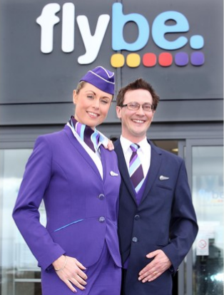 flybe new colors