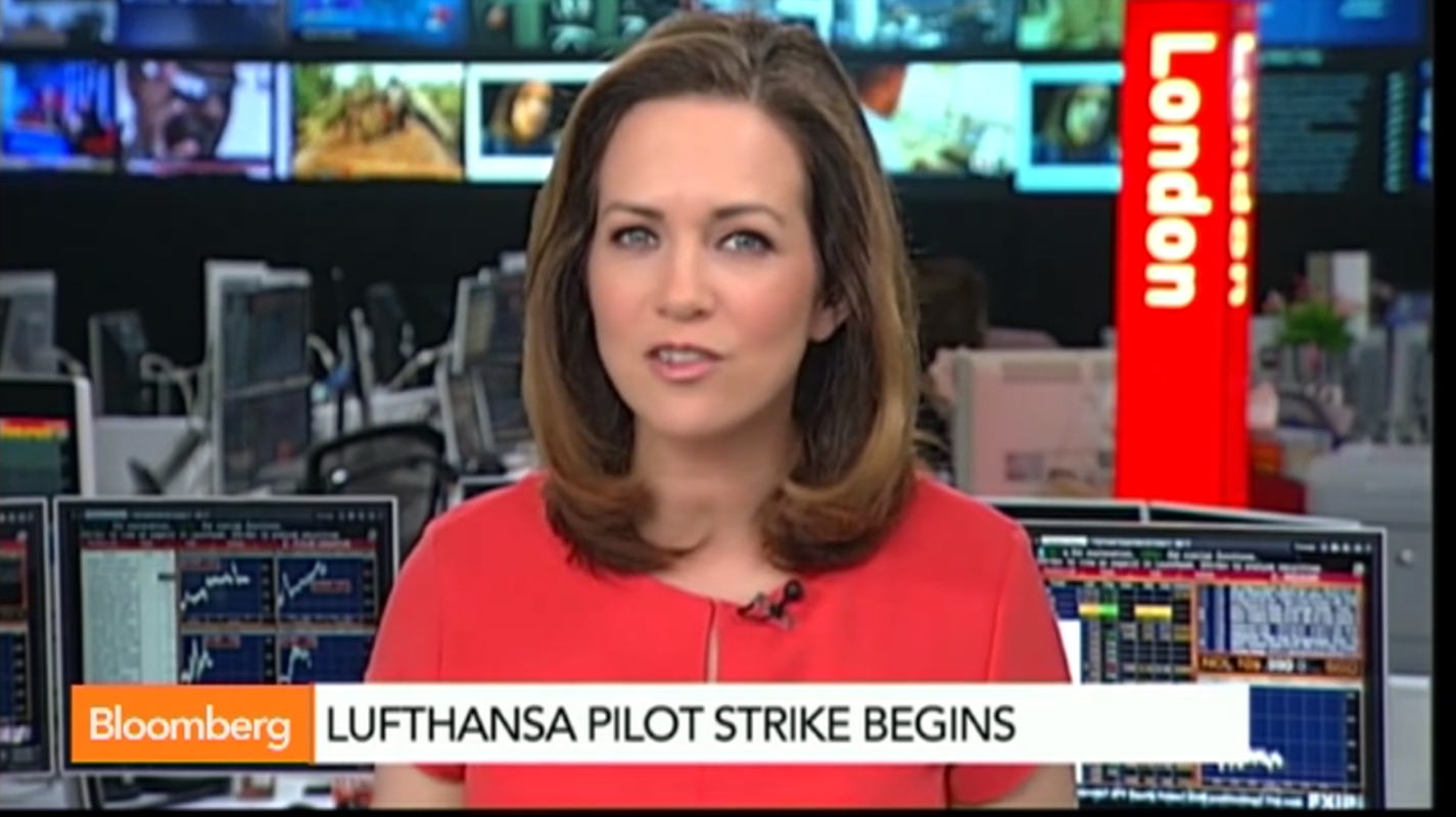Lufthansa Says Won't Know Cost of Strike Until Over