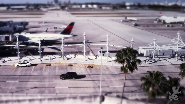 Departure from Ft. Lauderdale – Timelapse