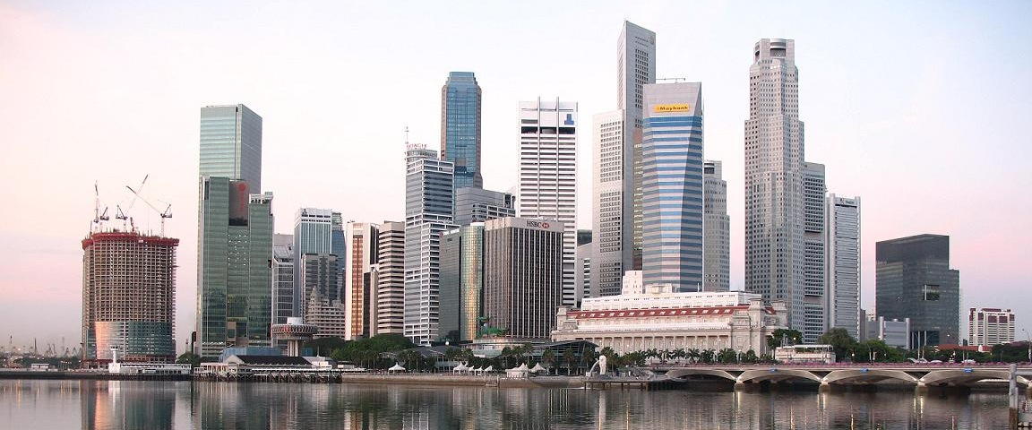 Skyline-Singapore-Asian