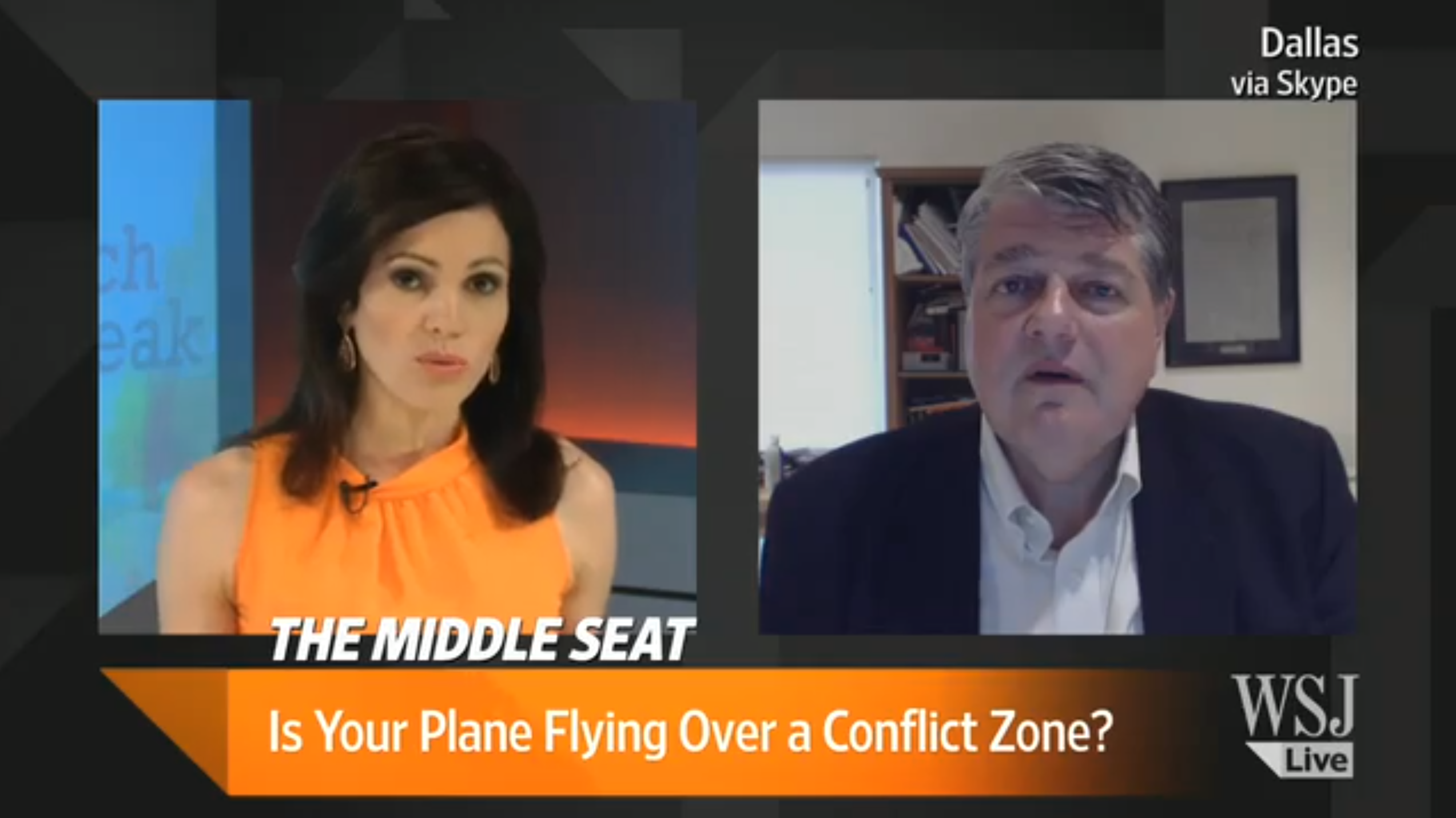 Airlines navigating over 40 kinetic conflict zones worldwide