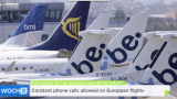 Constant Phone Calls Allowed On European Flights