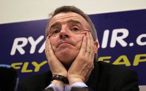 Michael O'Leary...Chief Executive Officer of Ryanair