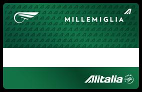 Alitalia MilleMiglia frequent flier program